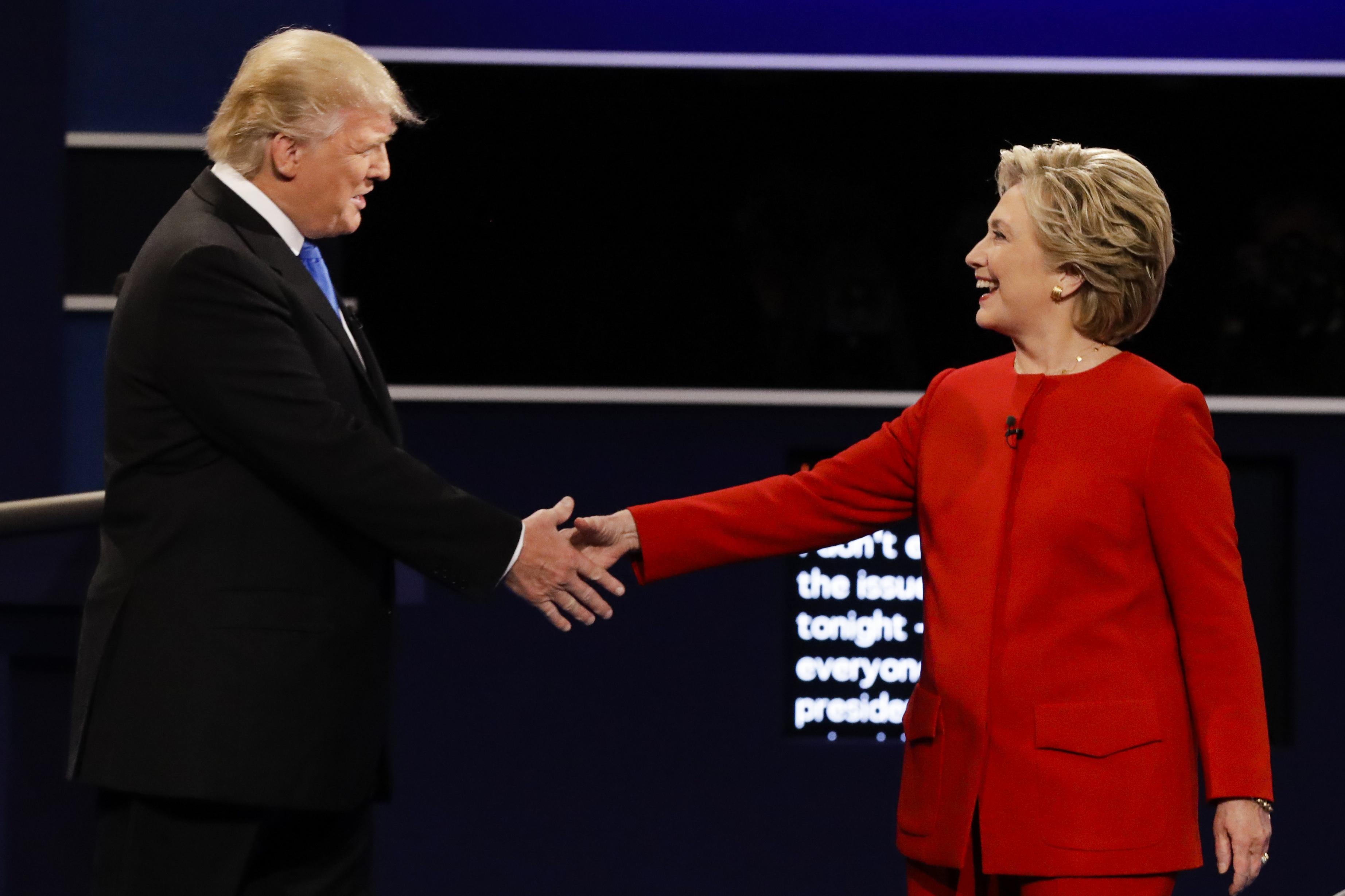 Trump, Clinton have work to do to make Utah voters 'comfortable' following debate