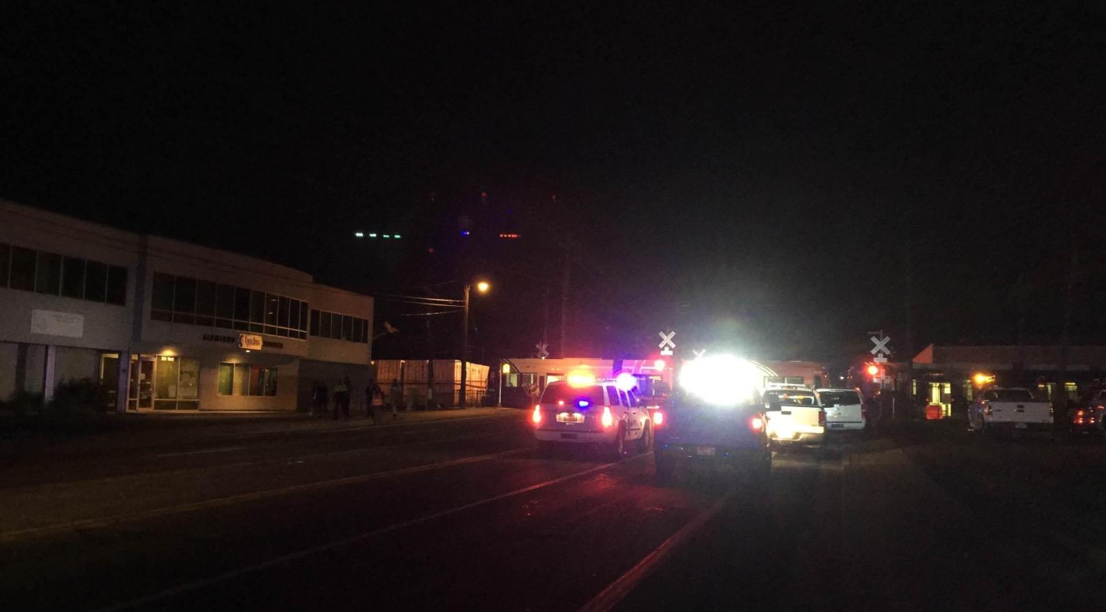 Man killed by TRAX train in SLC