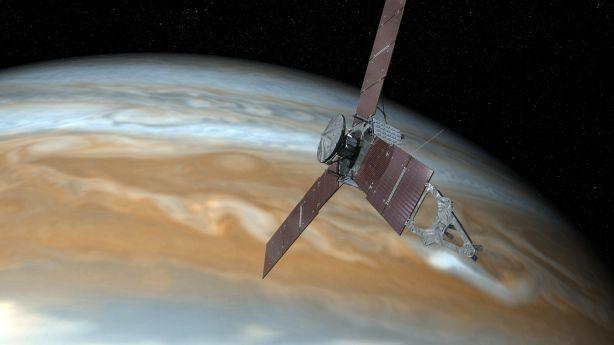 NASA: Jupiter spacecraft detects problem, turns off camera | KSL.com