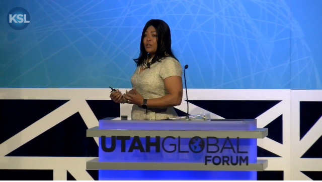 Watch live: Local, national business leaders participate in Utah Global Forum