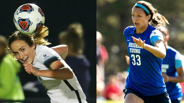 BYU's Hatch, Vasconcelos selected in top 11 picks of pro women's soccer draft