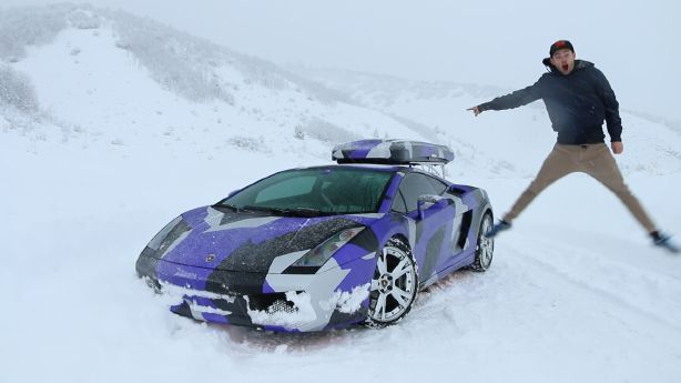 Park City man saves for 11 years to buy, customize ...