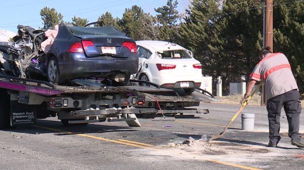 Dead In Heber City Car Crash