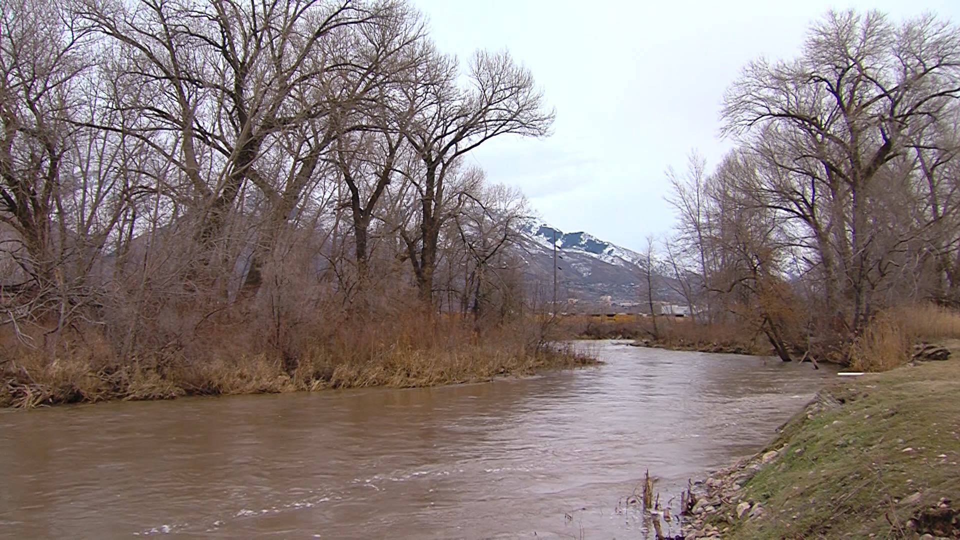 Higher than average temperatures to bring accelerated snowmelt, swelling waterways