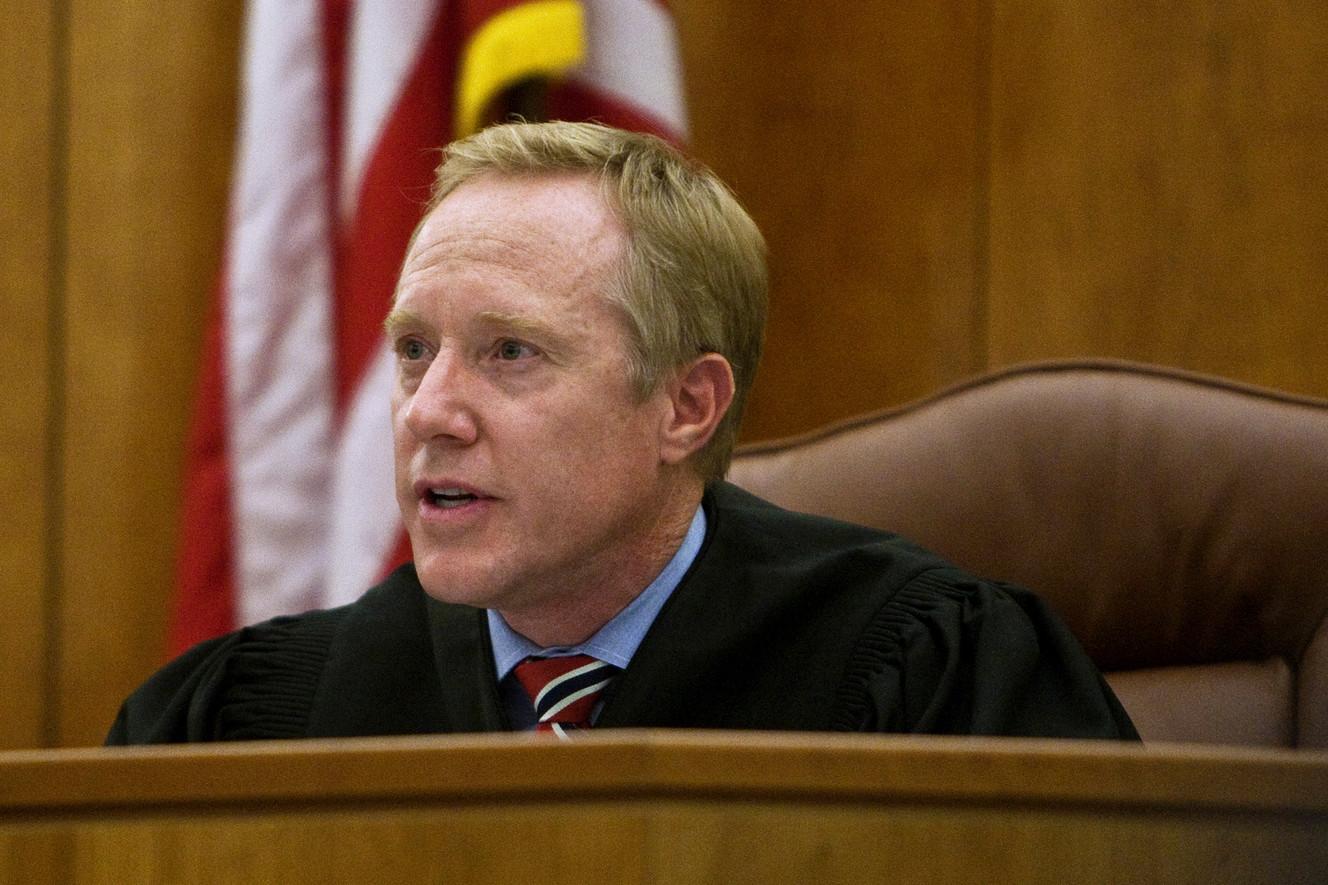 Group files complaint against judge who called rapist a 'good man'