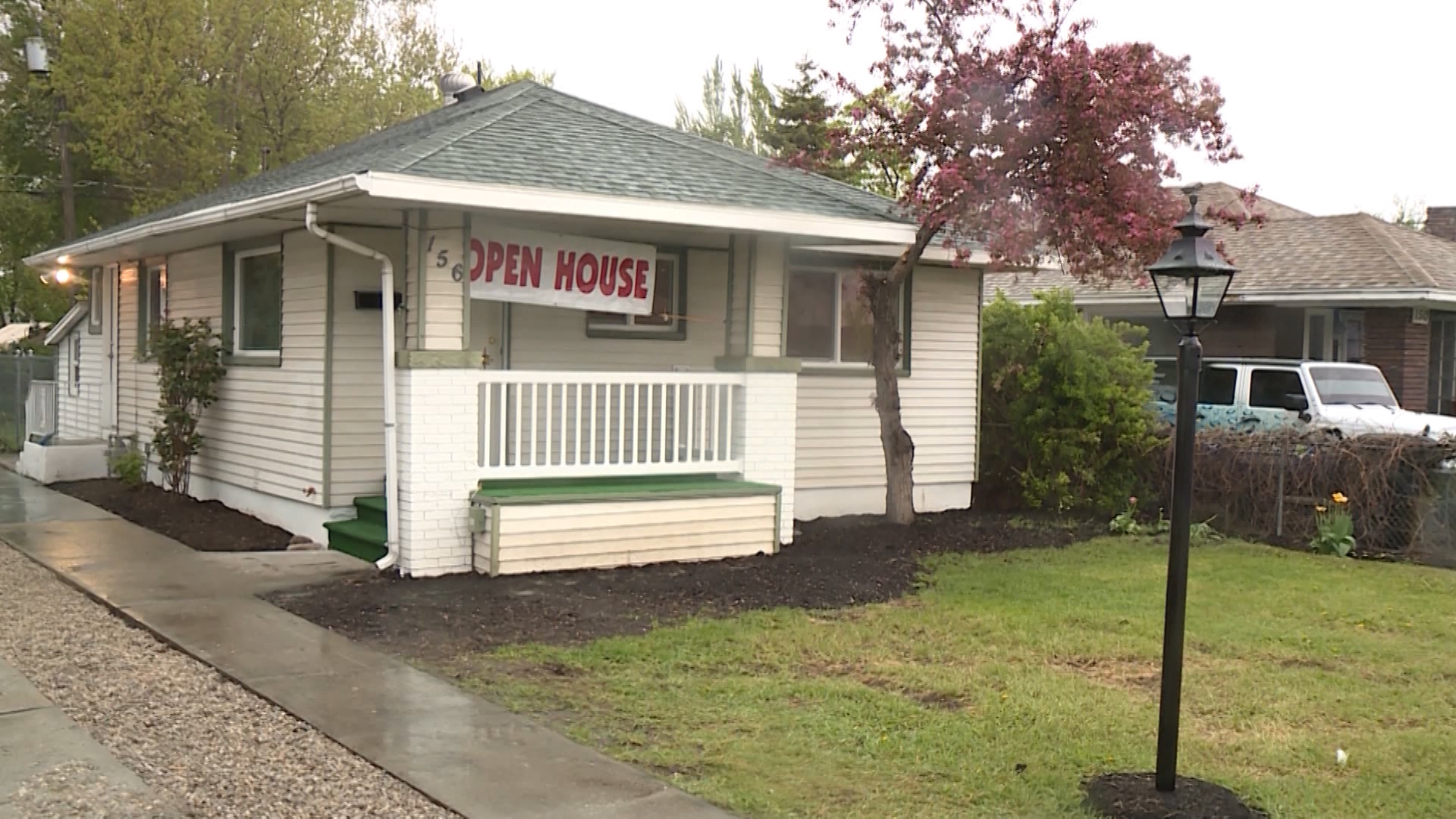 South Salt Lake residents seeing neighborhood improvements thanks to 'Idea House'