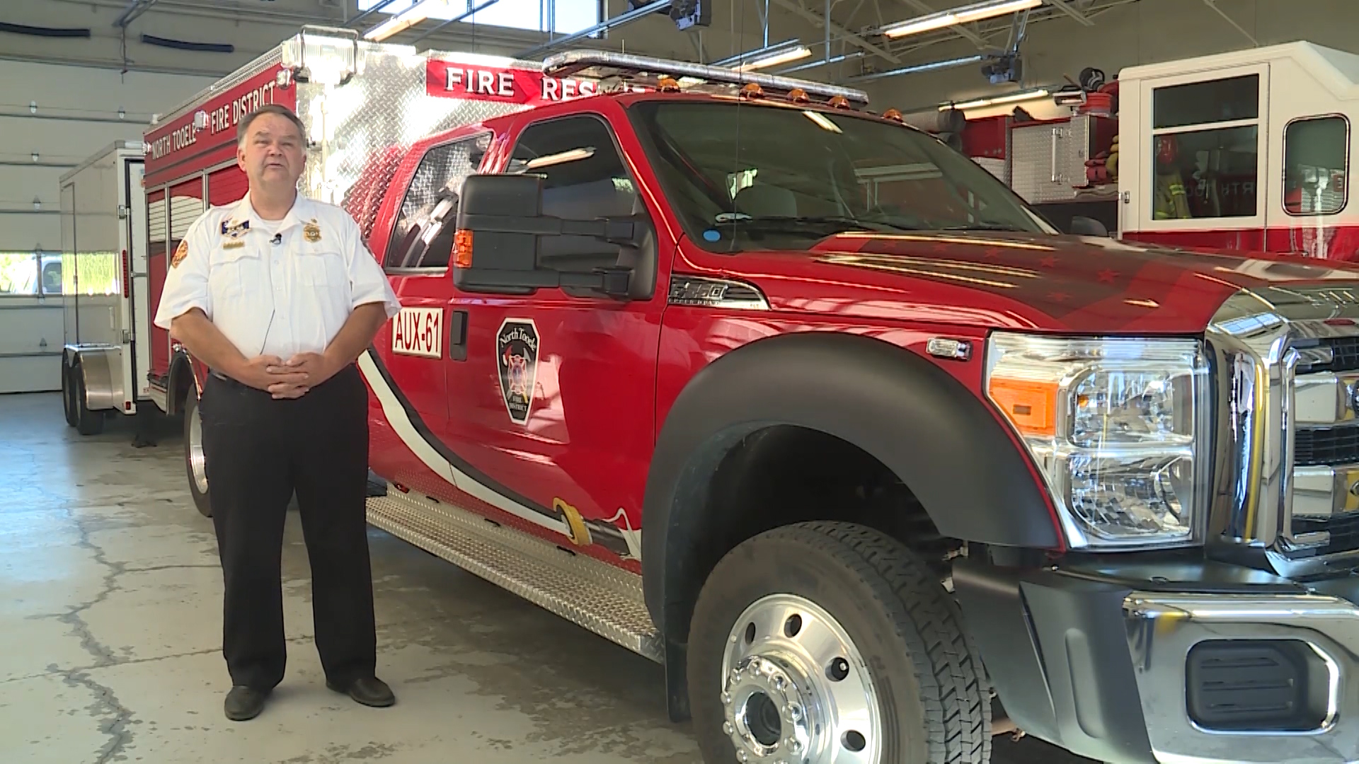 N. Tooele Fire enacts changes to improve overnight response