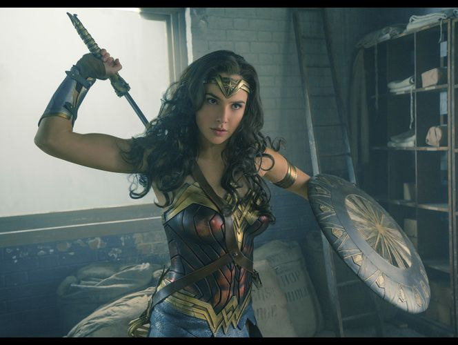 \'Wonder Woman\' conquers milestone with $100.5 million debut