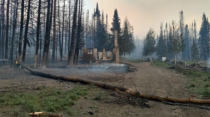 Brian Head fire growing at 'unprecedented rate,' covers 17,294 acres