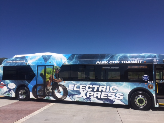 Park City switches to all-electric bus system