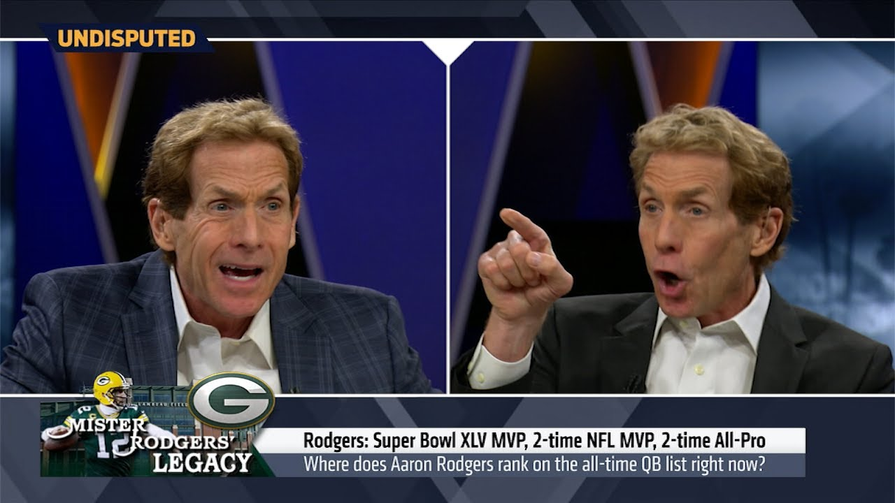 Great Clips of the Week: Skip Bayless debates himself in must-see video