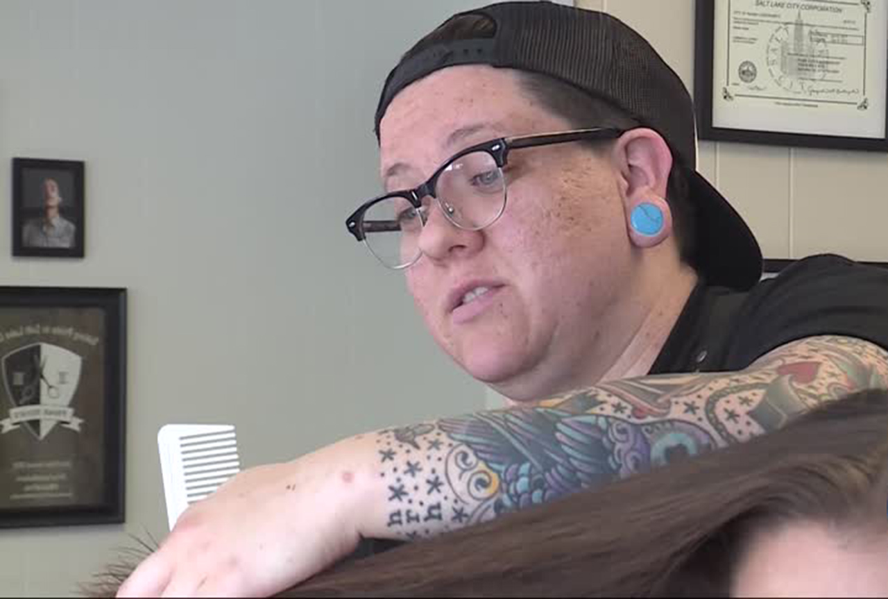 Utah woman lands in middle of national campaign exposing 'real beauty'