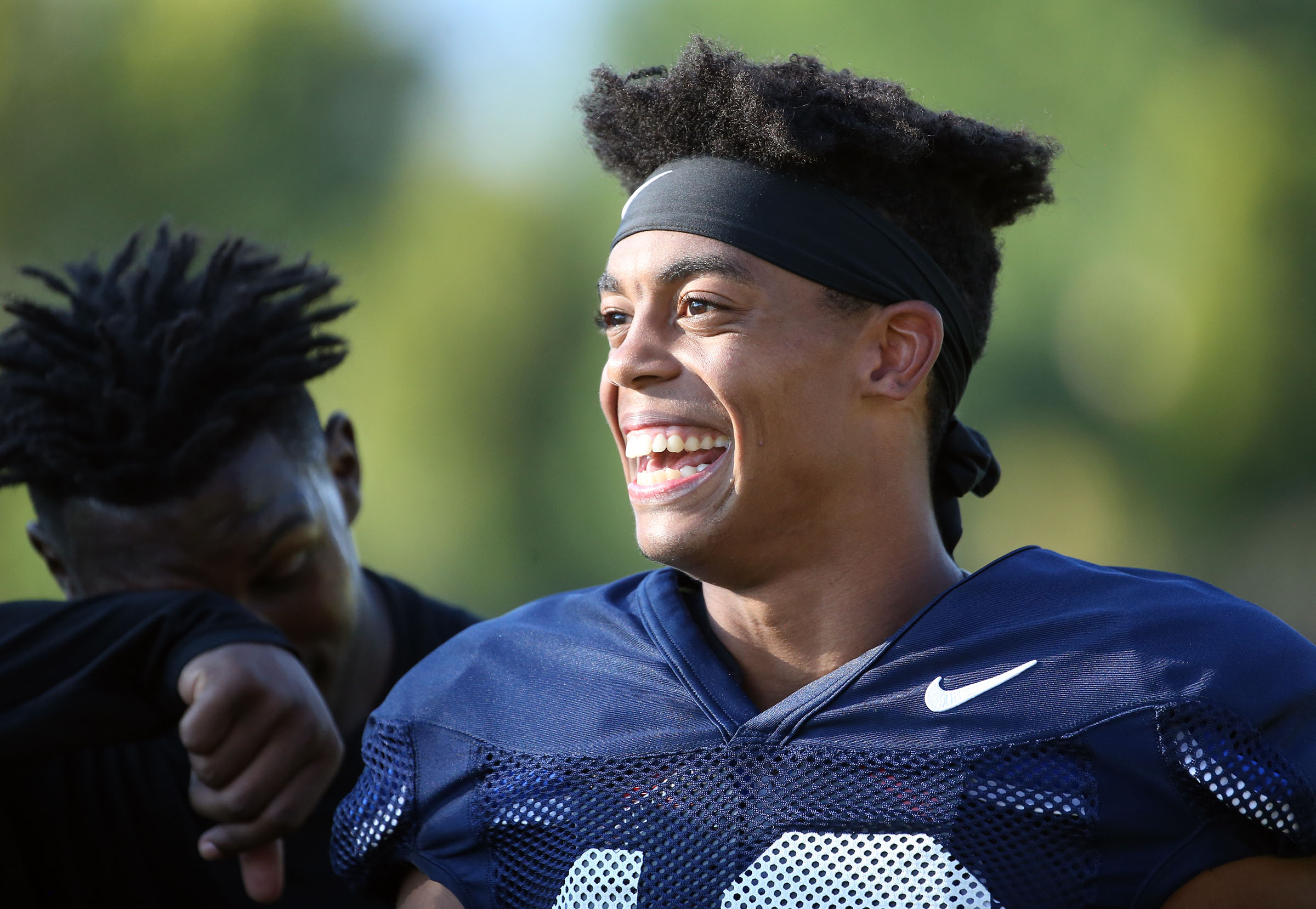 Buoyed by redshirt year, BYU's Micah Simon ready to earn 'household name'