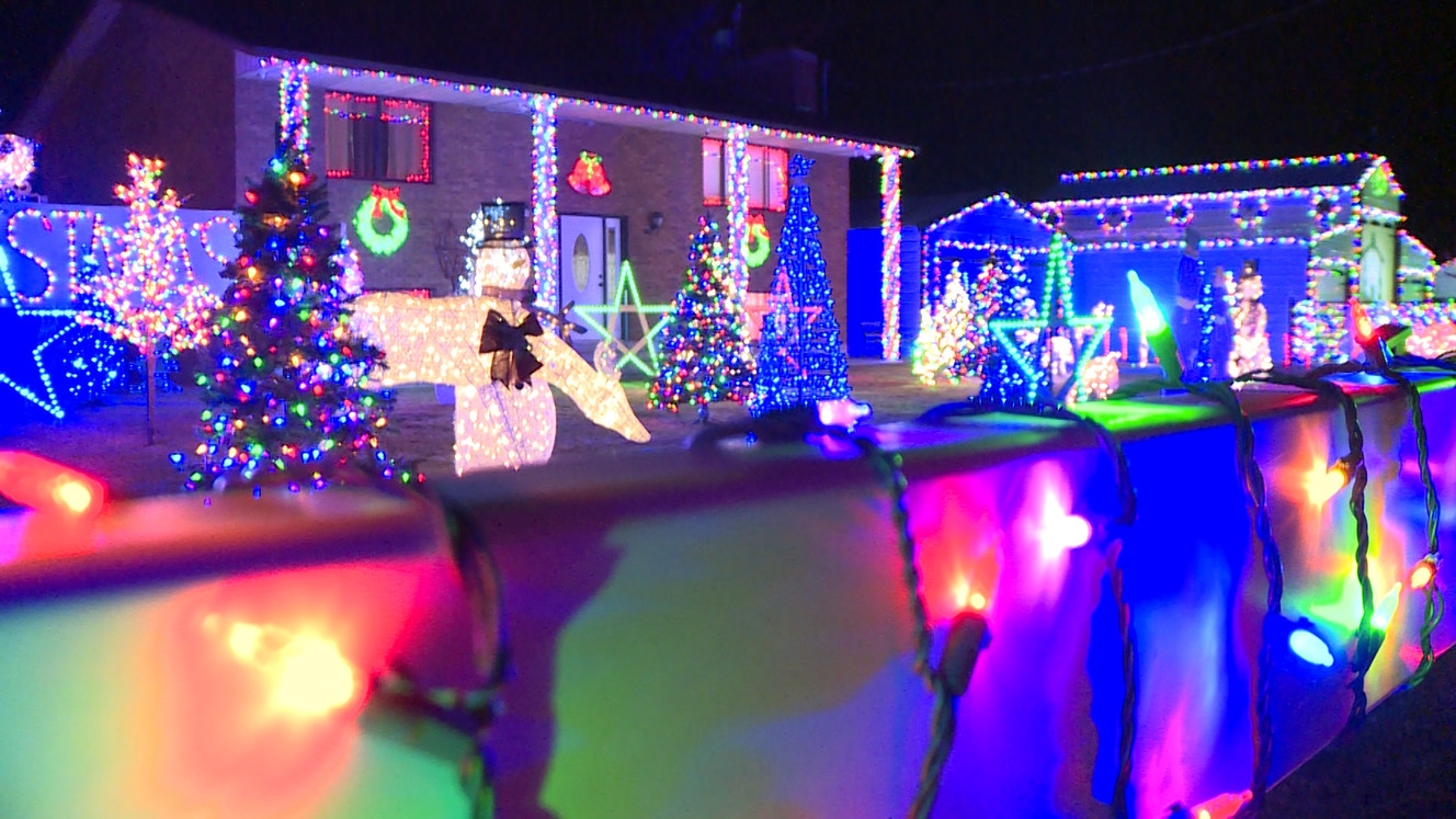 after cancer diagnosis lehi man devotes life to christmas lights - Christmas Lights In Utah