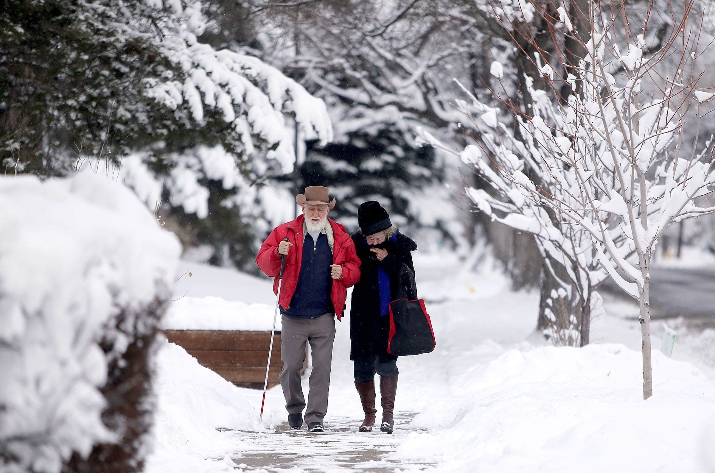 lots of snow for skiing, but utah snowpacks still depleted following