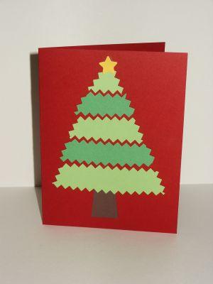 Studio 5 creative homemade christmas cards for Creative diy christmas cards