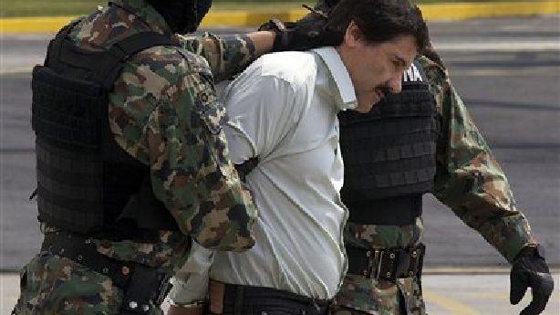 Mexico captures Sinaloa cartel boss 'Chapo' Guzman