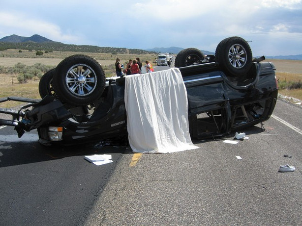 Woman killed in rollover near Levan