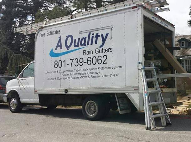 A Quality Rain Gutters Gutters Amp Downspouts Ksl Services