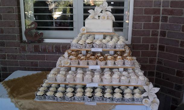 Cupcake Stand Rental