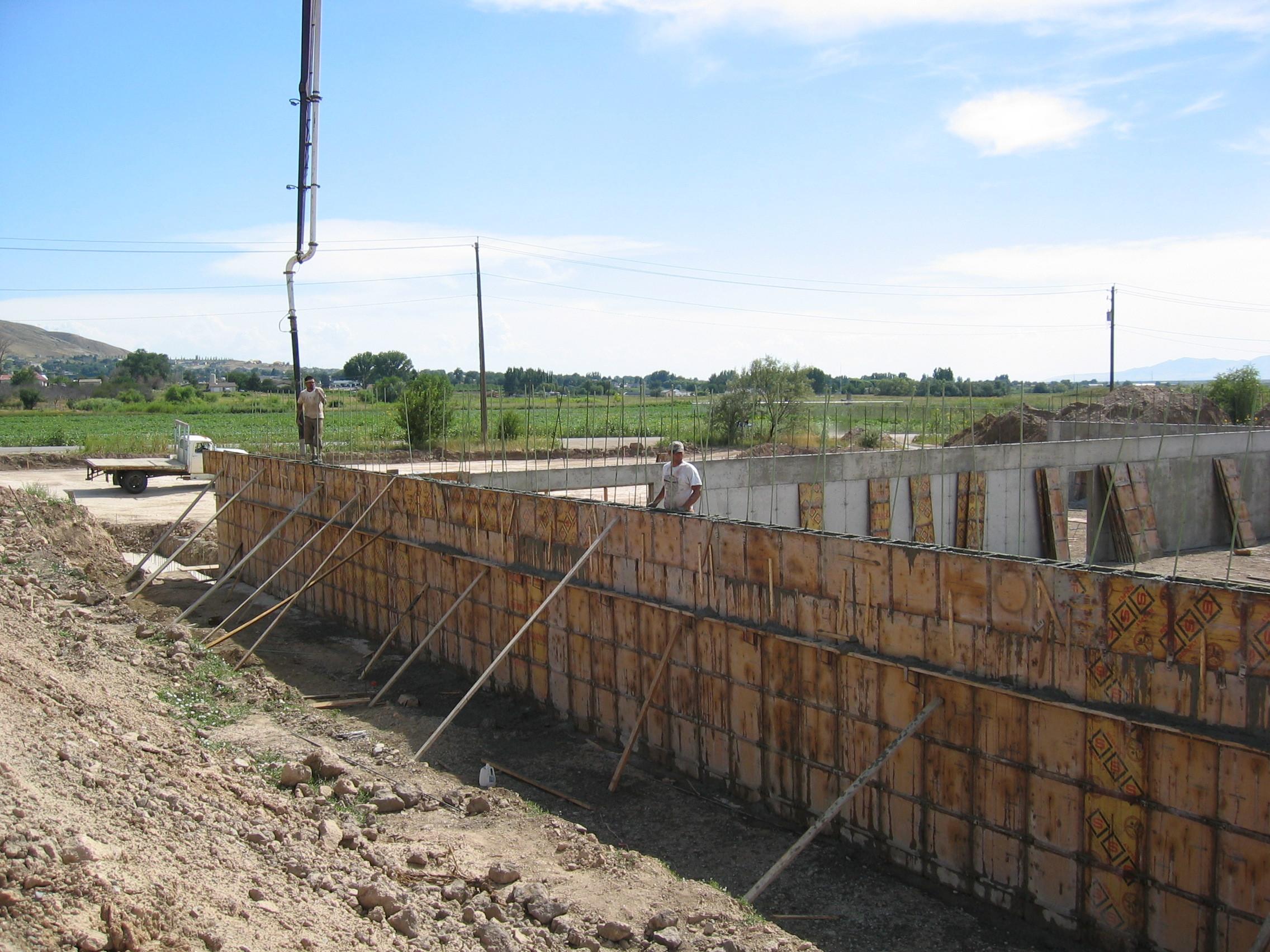 Concrete Form Rental Co. DIY Foundations | Concrete Foundations ...