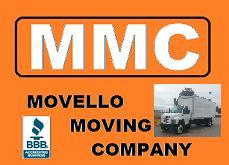 Movello Moving Company logo