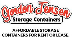 Gordon Jensen Trucking logo