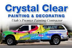 CrystalClear Painting  Decorating Inc. logo