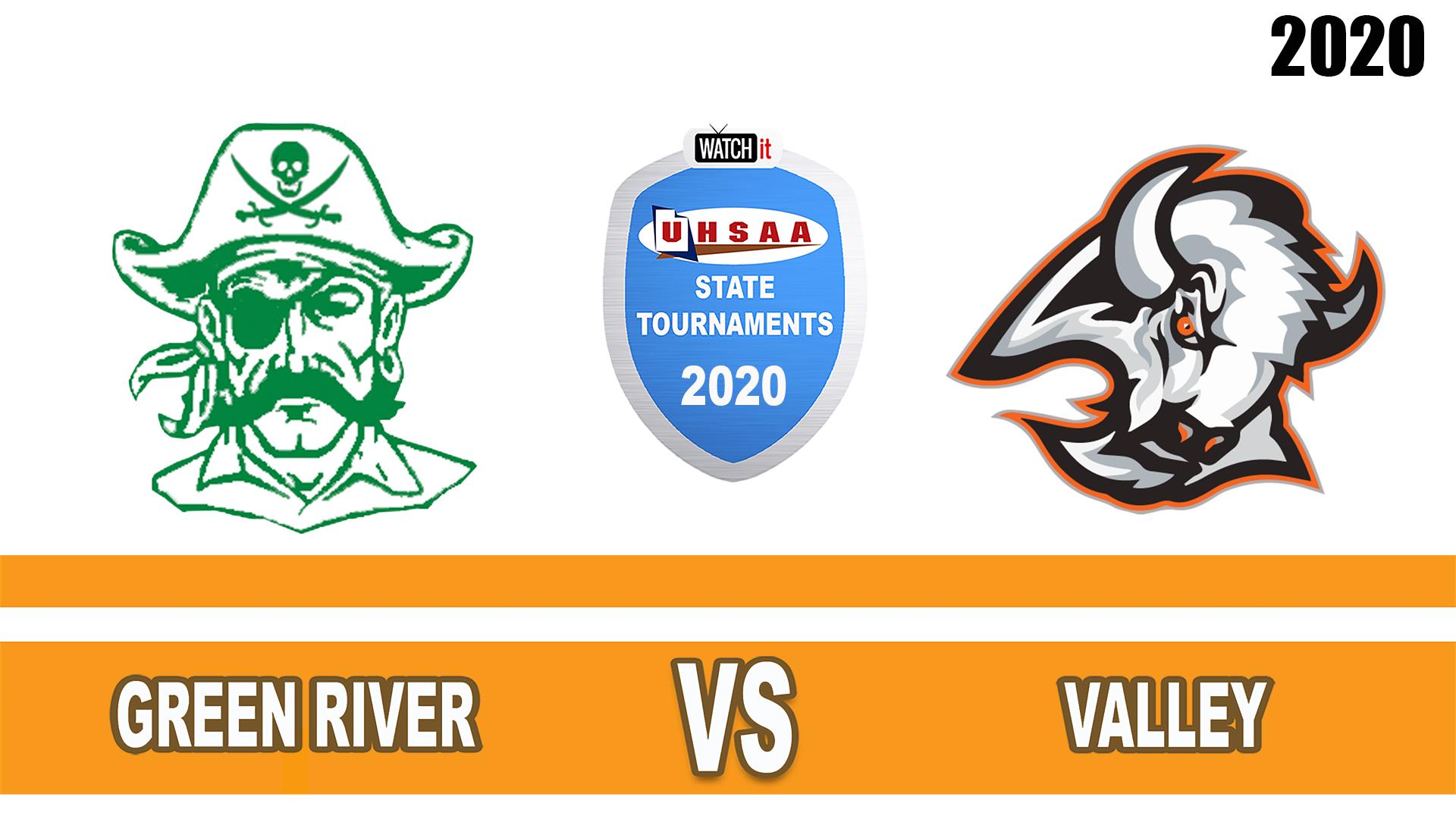 Green River vs Valley