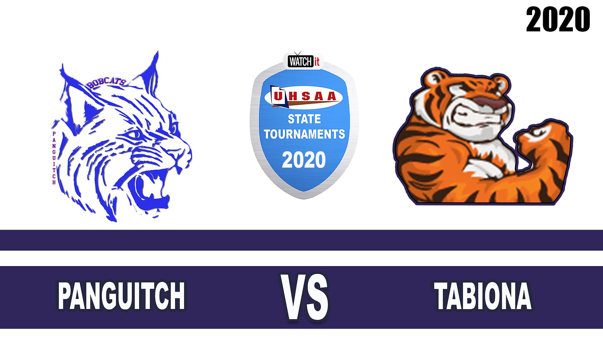 Panguitch vs Tabiona