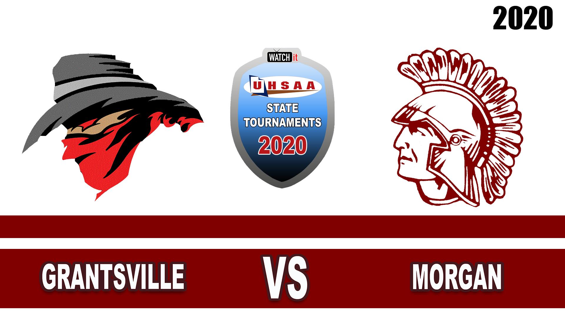 Grantsville vs Morgan