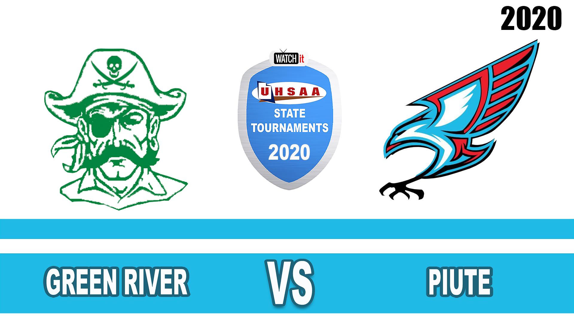 Green River vs Piute