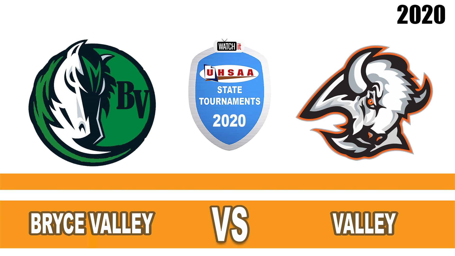 Bryce Valley vs Valley