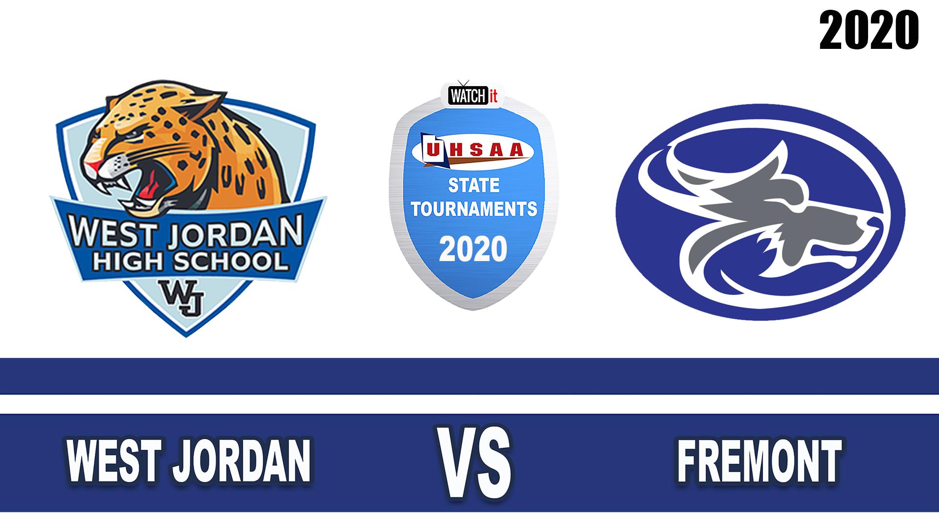 West Jordan vs Fremont