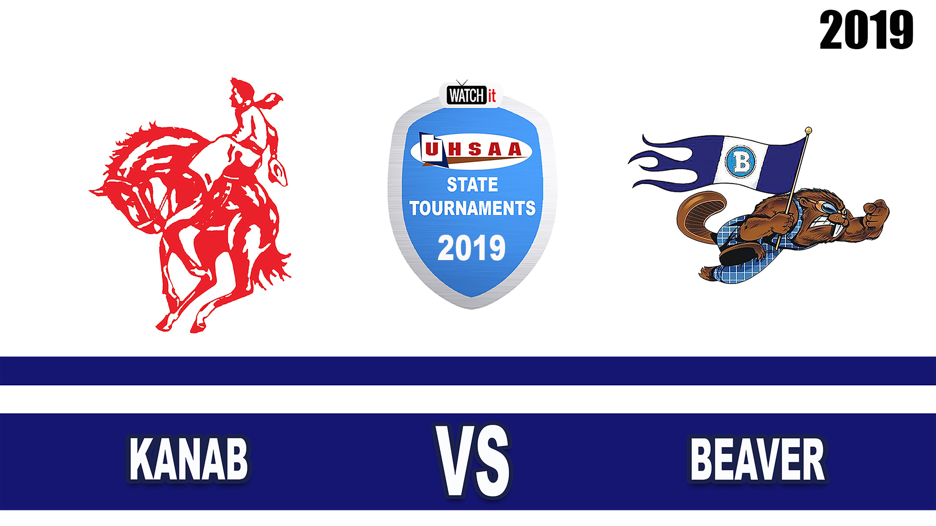 2A girls championship: Kanab (21-3) vs. Beaver (20-3), 5 p.m.