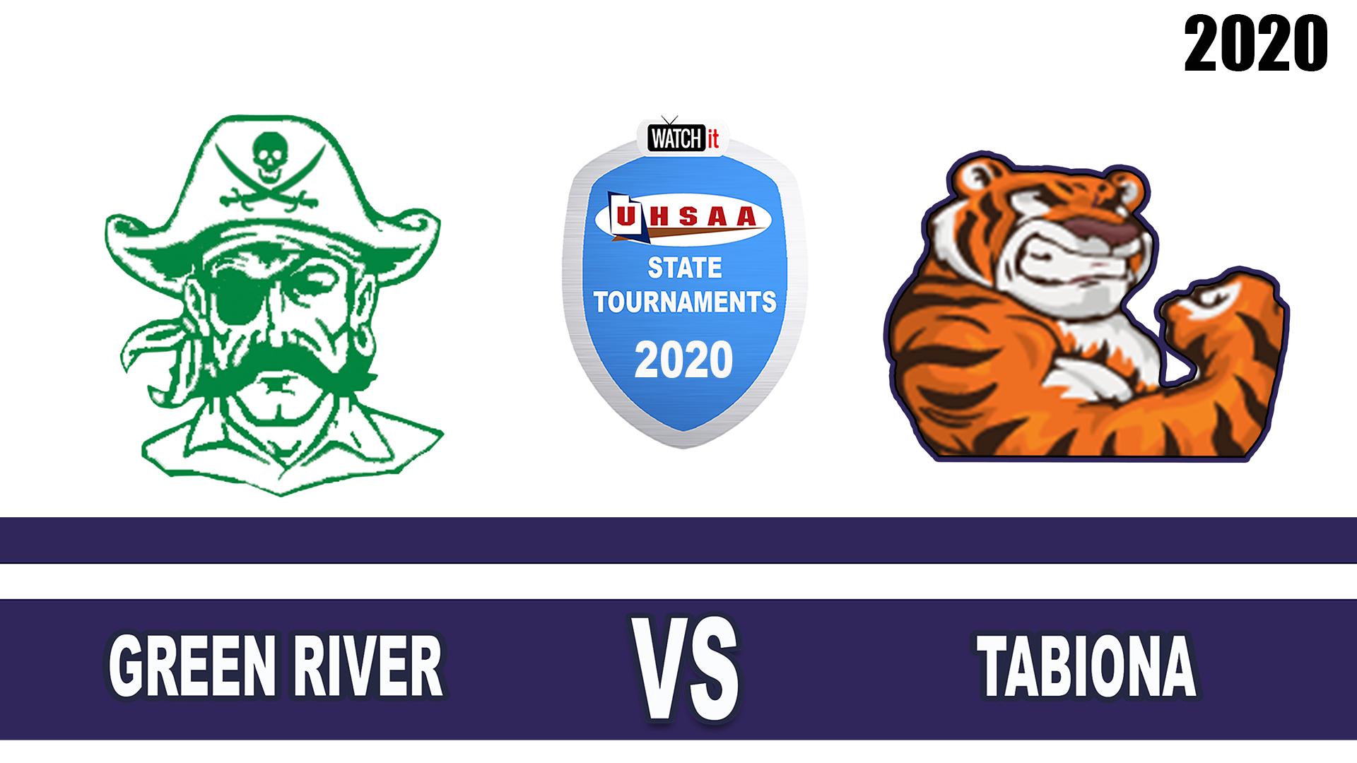 Green River vs Tabiona