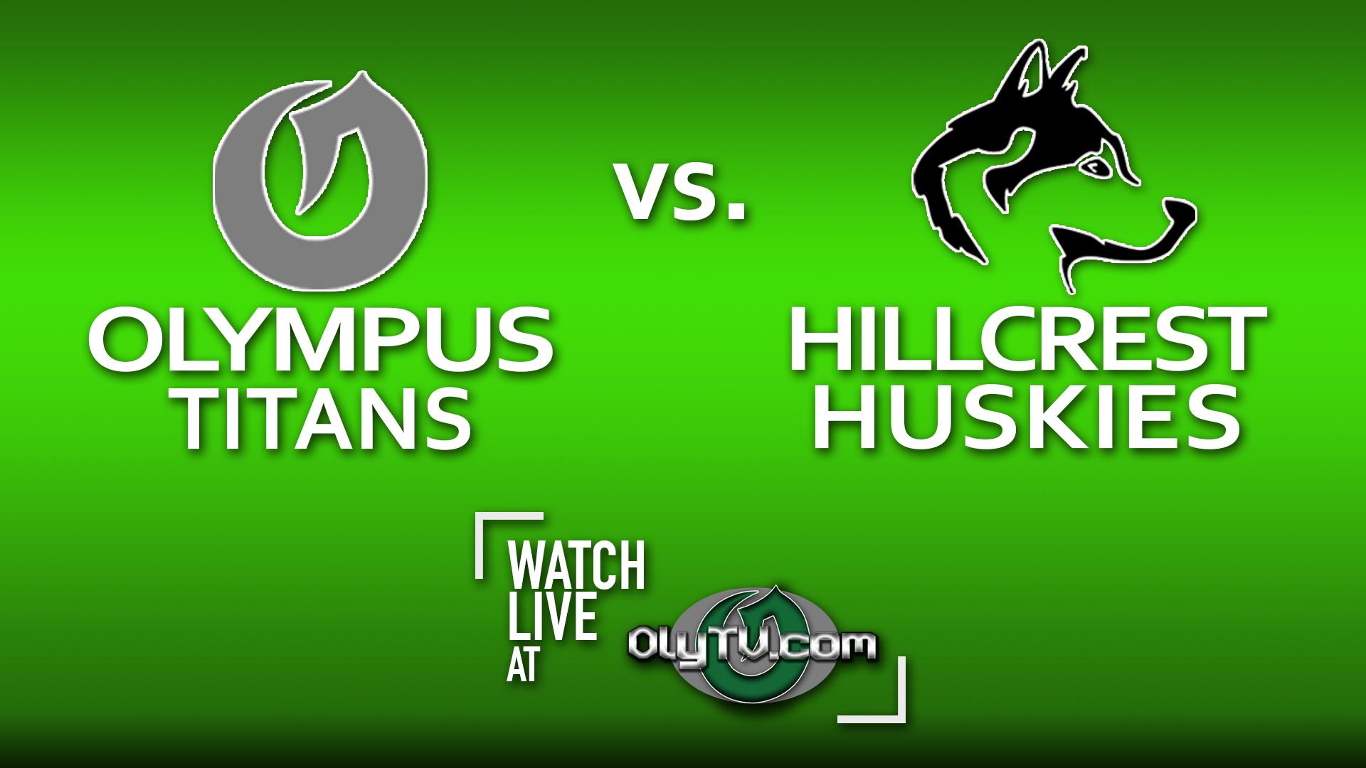 Olympus Girls Varsity Basketball vs Hillcrest