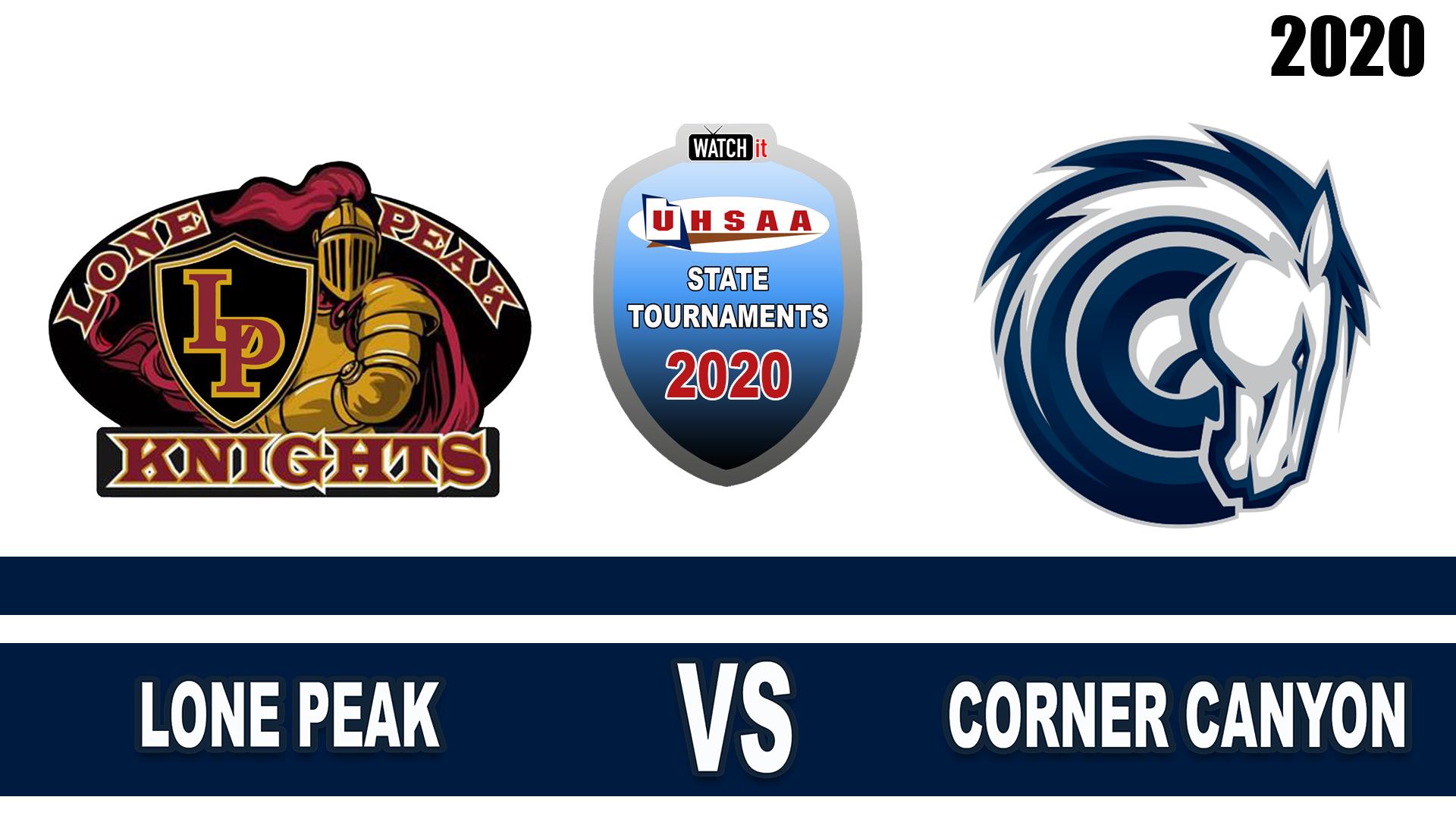 Lone Peak vs Corner Canyon