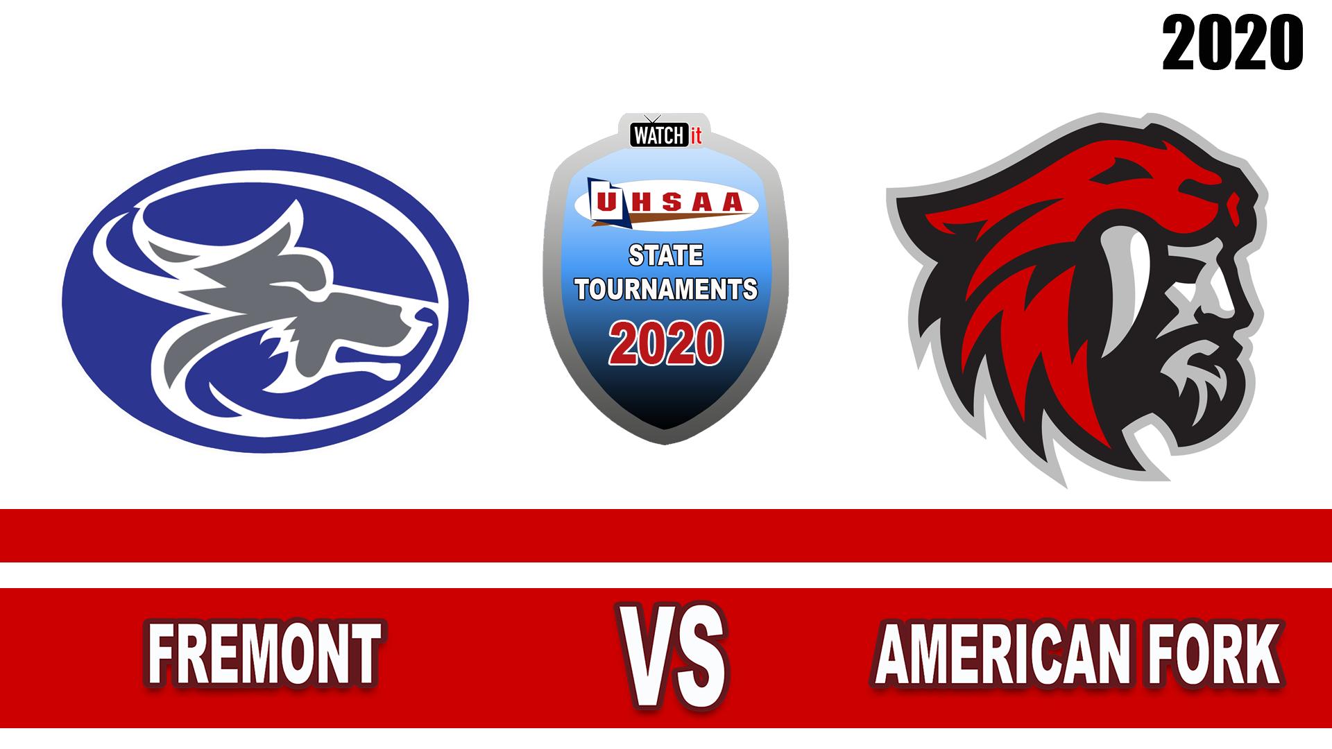 Fremont vs American Fork