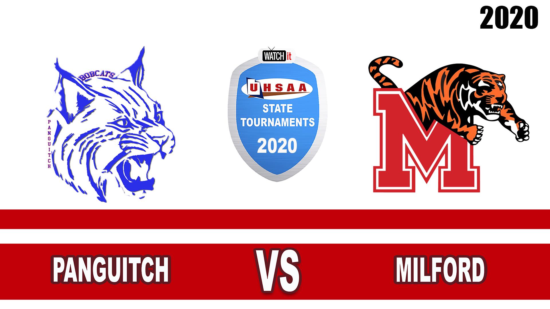 Panguitch vs Milford