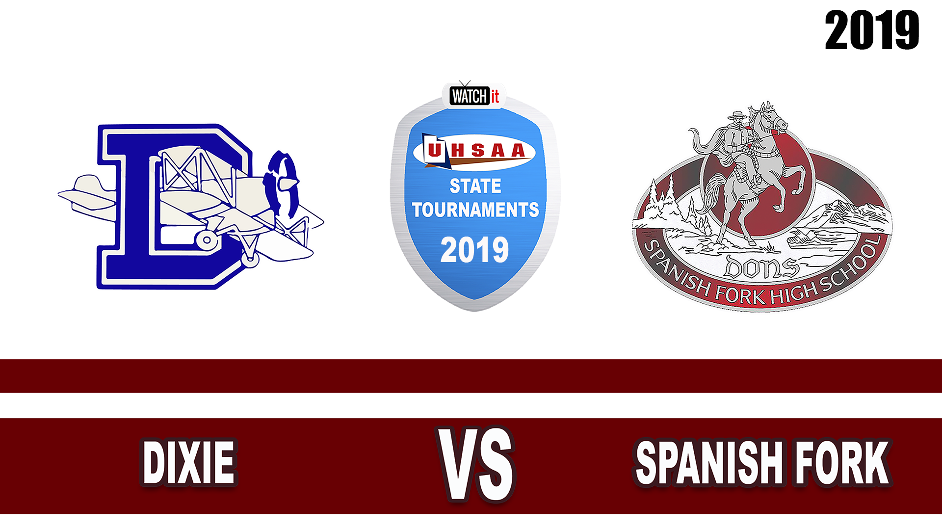 4A girls first round: Dixie at Spanish Fork