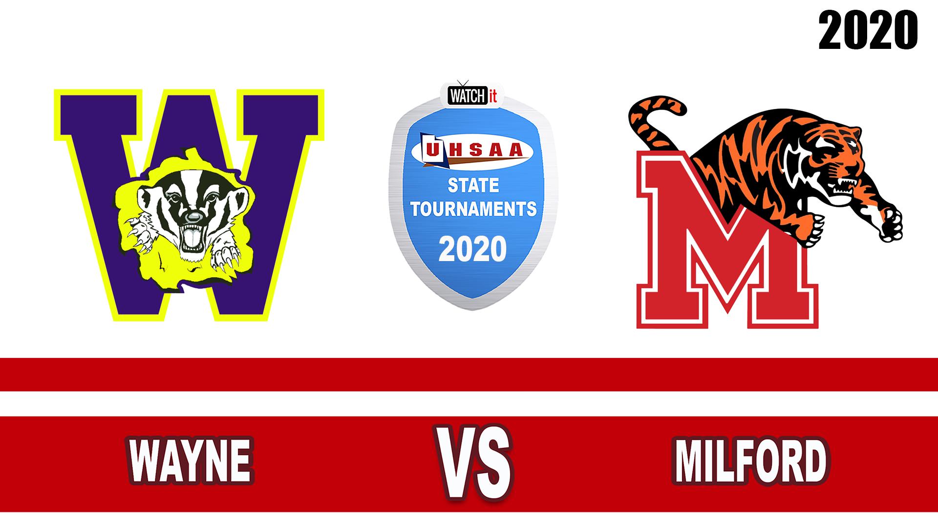 Wayne vs Milford
