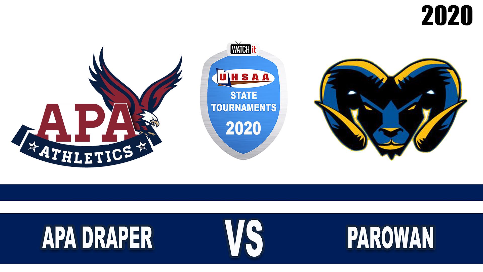 Draper APA vs Parowan
