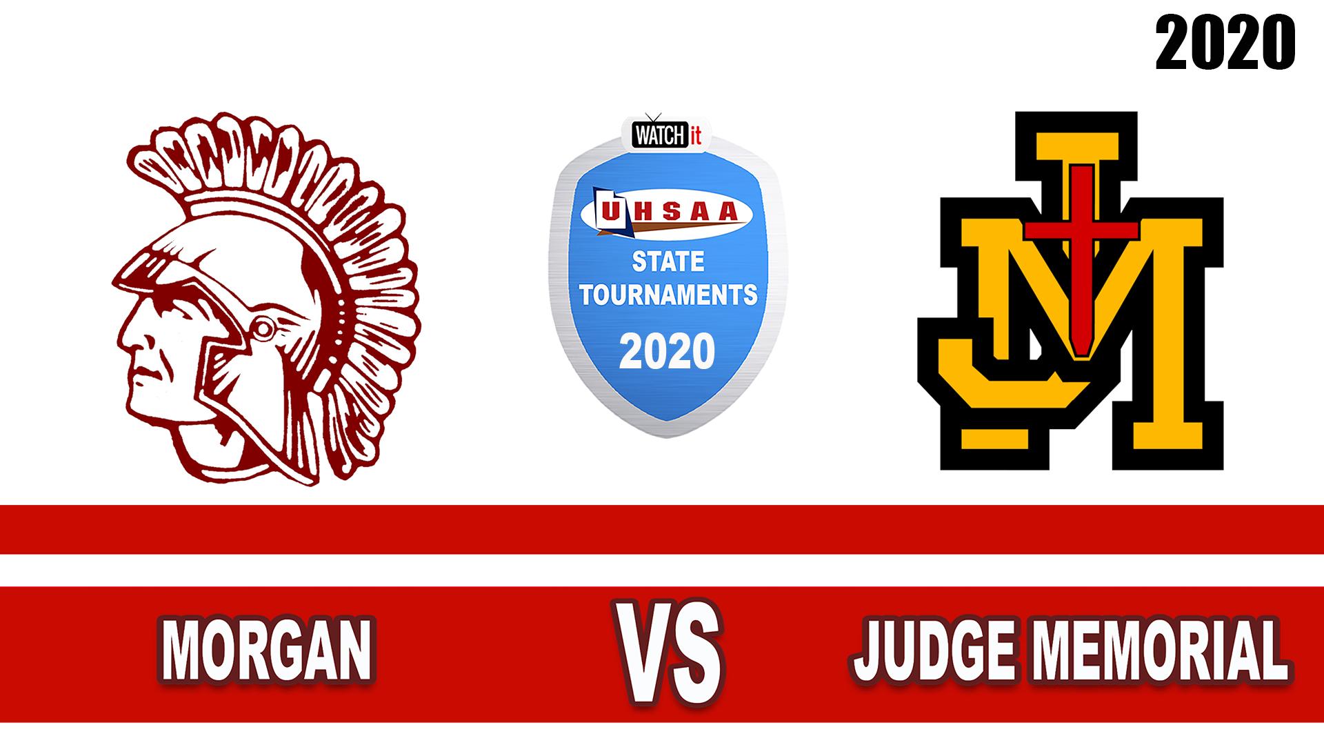 Morgan vs Judge Memorial