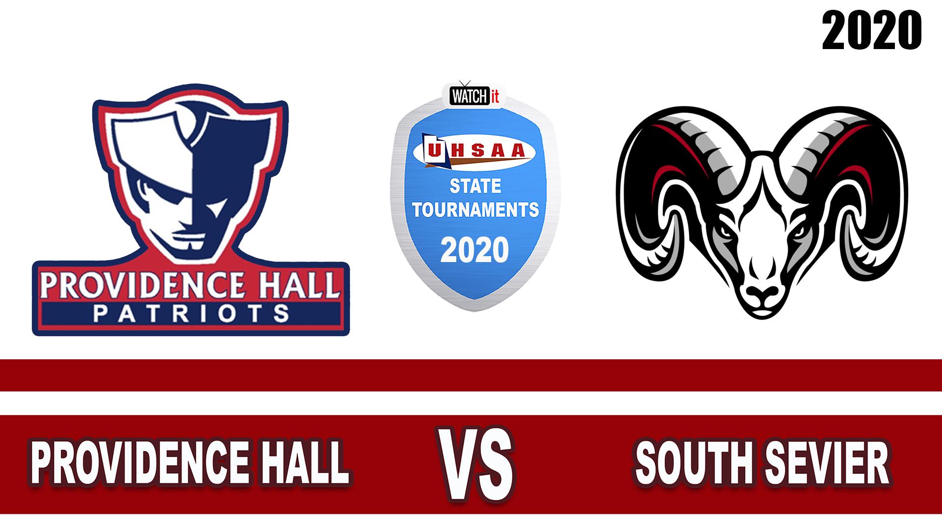 Providence Hall vs South Sevier