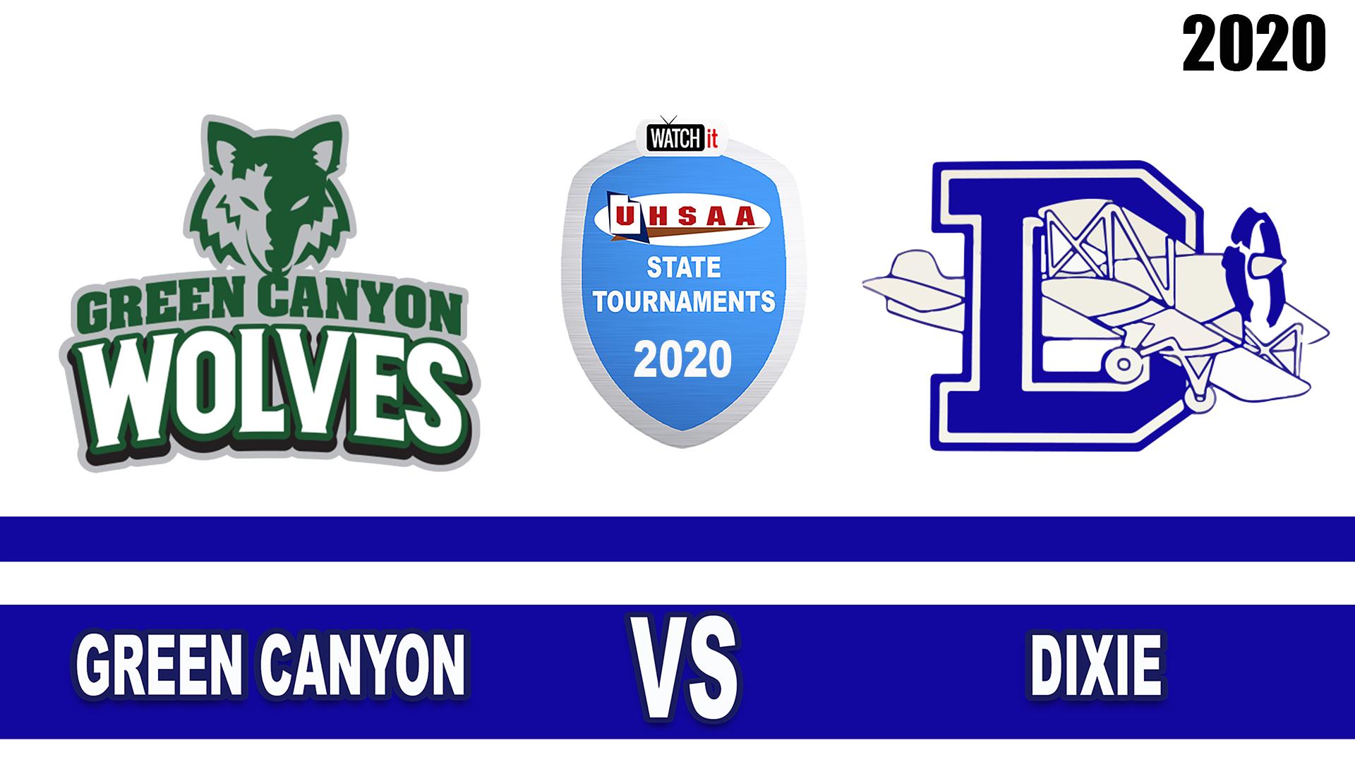 Green Canyon vs Dixie