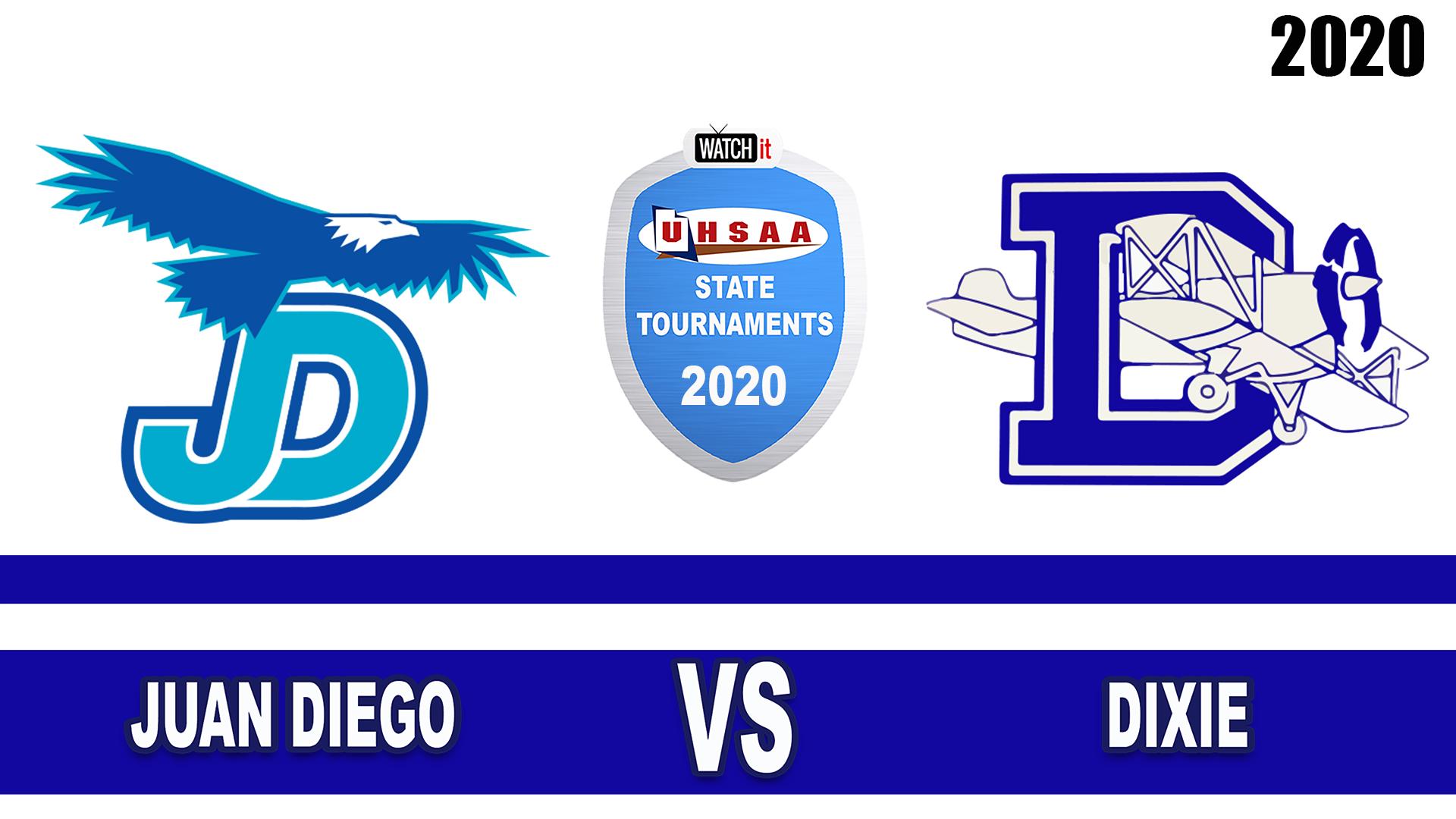 Juan Diego vs Dixie High