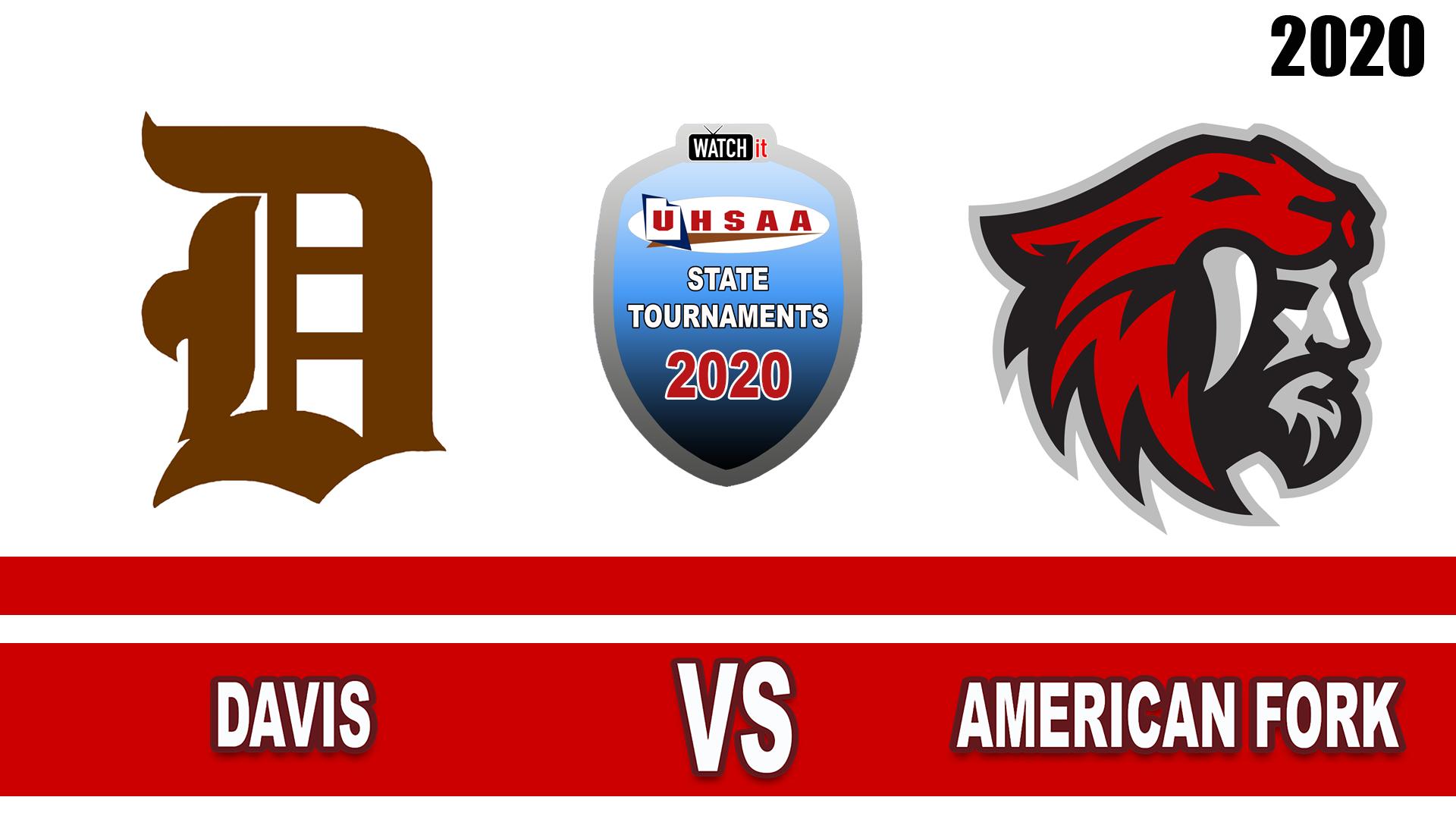 Davis vs American Fork