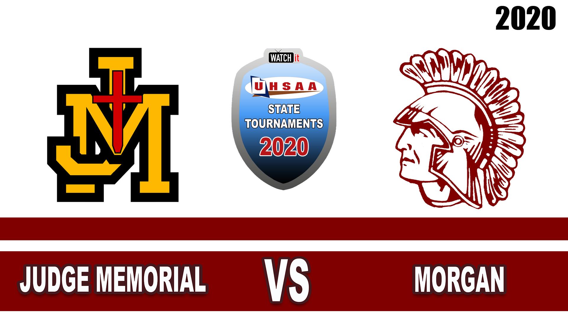 Judge Memorial vs Morgan