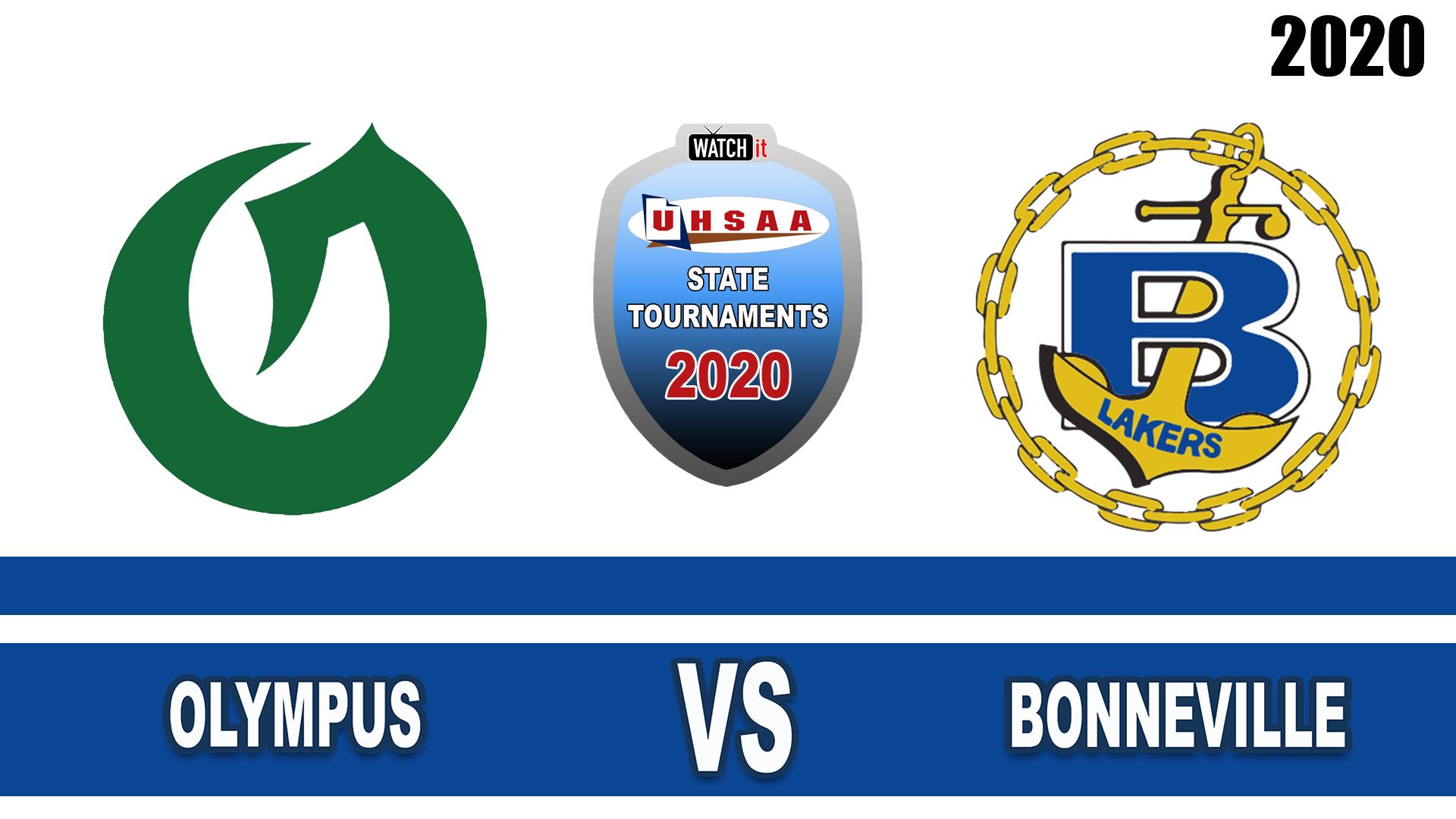 Olympus vs Bonneville